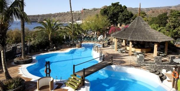 Jardin Tecina, Playa de Santiago