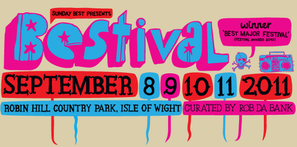 Bestival 2011 Lineup Announced & Tickets Info